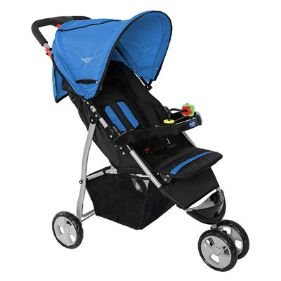 Coche Paseo Baby Way Bw-206A17