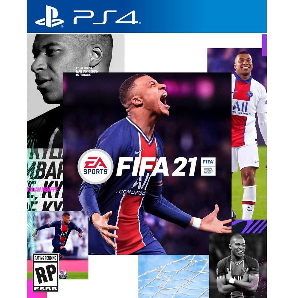 Videojuego Ps4 Fifa 2021 Standard Edition image number 1.0