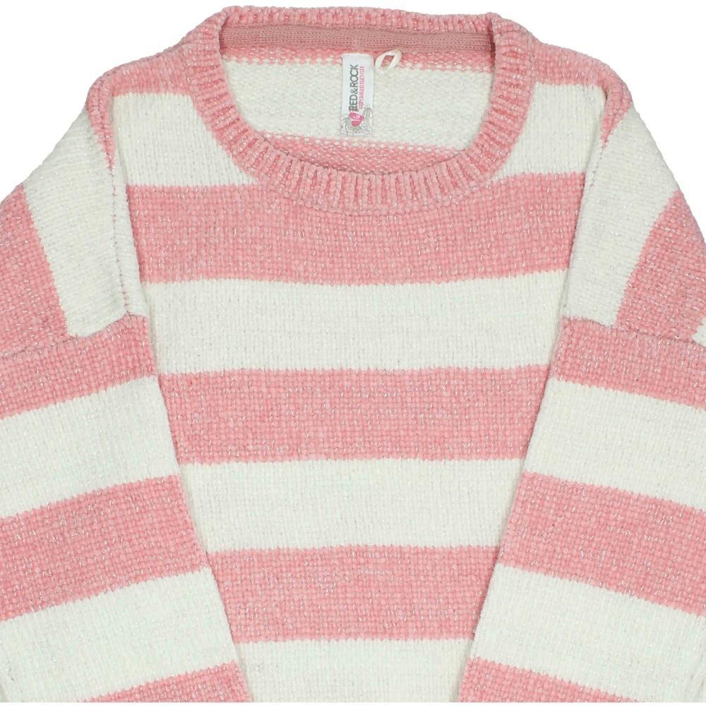 Sweater Niña Teen Red - Rock image number 2.0