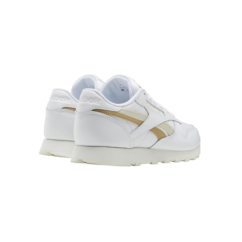 Zapatilla Urbana Mujer Reebok Classic Leather image number 2.0