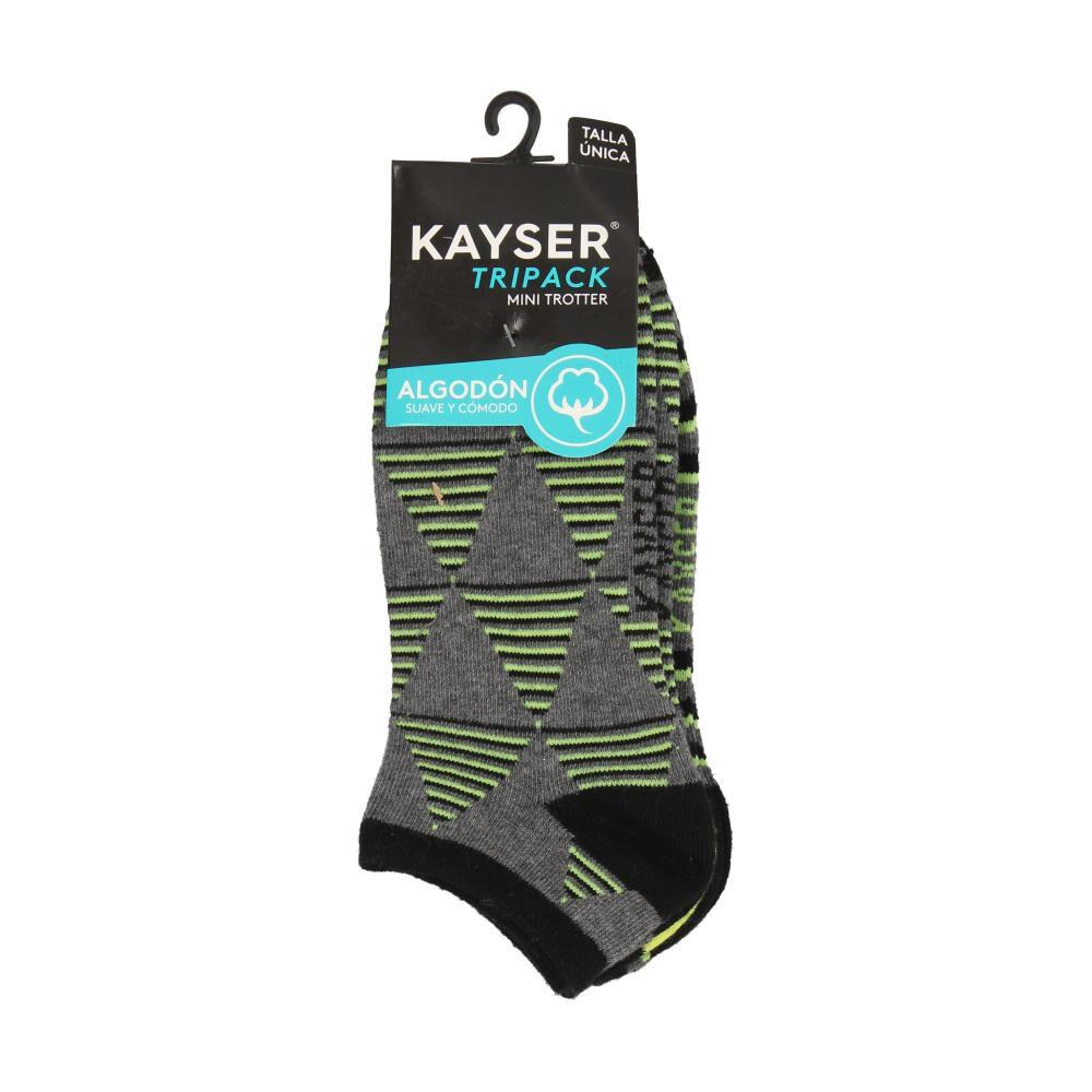 Calcetines Unisex Kayser / 3 Pares image number 0.0