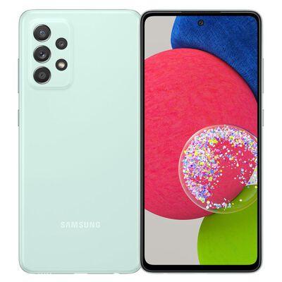 Smartphone Samsung Galaxy A52s Verde / 128 Gb / Liberado