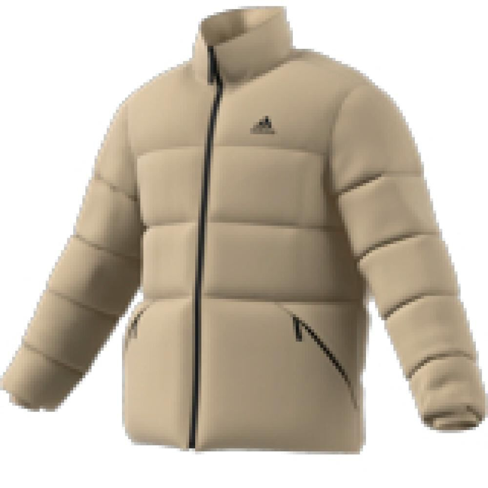Chaqueta Deportiva Hombre Adidas Insulated Bsc 3 Bandas image number 4.0