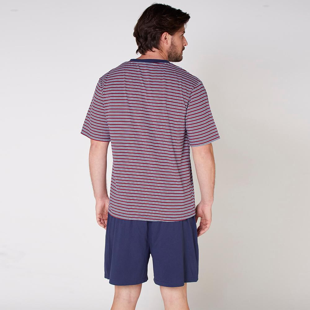 Pijama Short Hombre Kayser / 2 Piezas image number 1.0