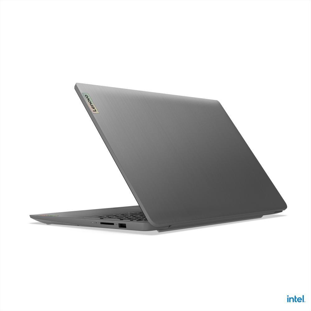 "Notebook Lenovo Ideapad 3 15itl6 / Arctic Grey / Intel Core I3 / 4 Gb Ram / Intel Uhd Graphics / 256 Gb Ssd / 15.6 "" image number 2.0"