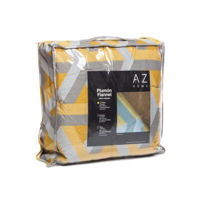 Plumon Azhome Colinia Flannel / 1.5 Plazas