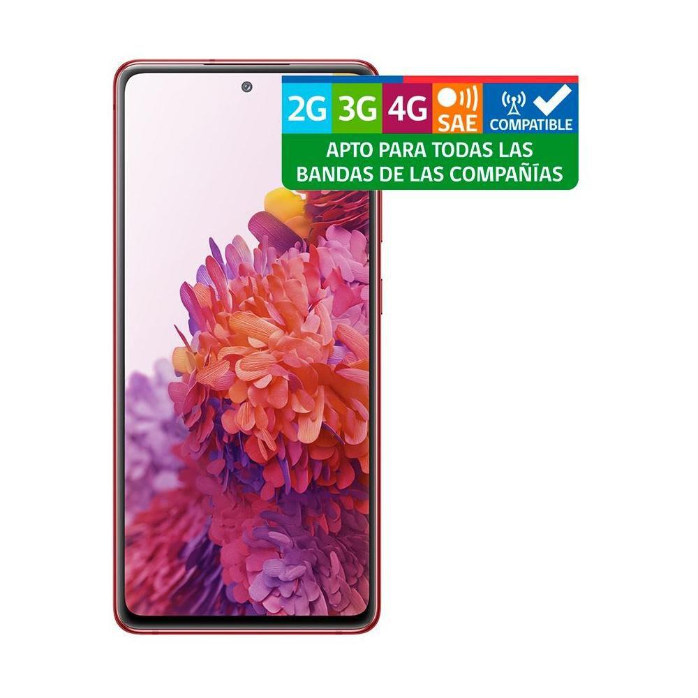 Smartphone Samsung S20 Fe Cloud Red / 128 Gb / Liberado image number 9.0