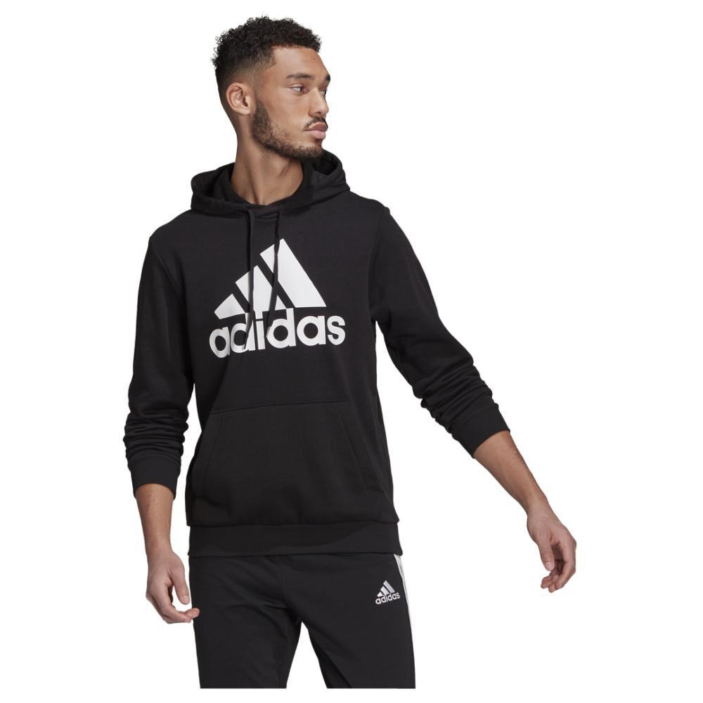 Polerón Hombre Adidas Essentials Big Logo image number 0.0