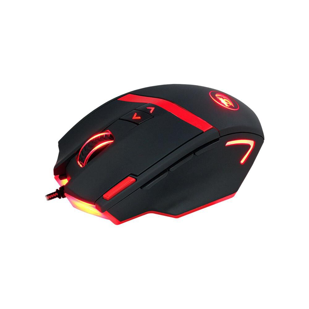 Mouse Gamer Redragon Mammoth M801 image number 1.0