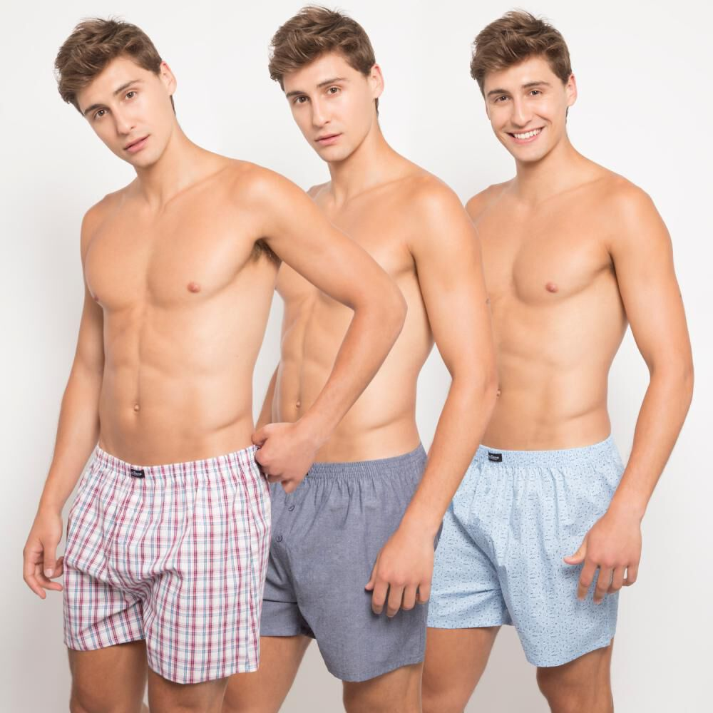 Pack Boxer Palmers   / 3 Unidades image number 0.0