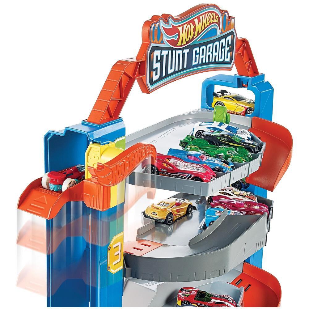 Autos De Juguetes Hotwheels Garage Extremo image number 2.0