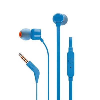 Aaudifonos Jbl T110 Azul