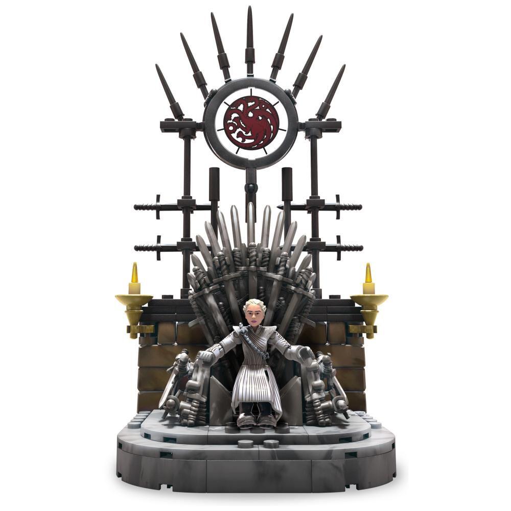 Juguete Interactivo Game Of Thrones Trono De Hierro, 260 Bloques image number 3.0