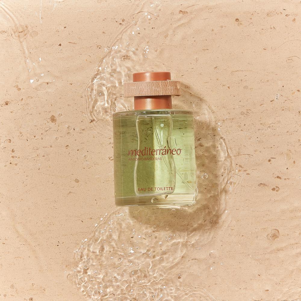 Perfume Mediterraneo Antonio Bandera / 50 Ml / Eau De Toillete + Desodorante image number 4.0