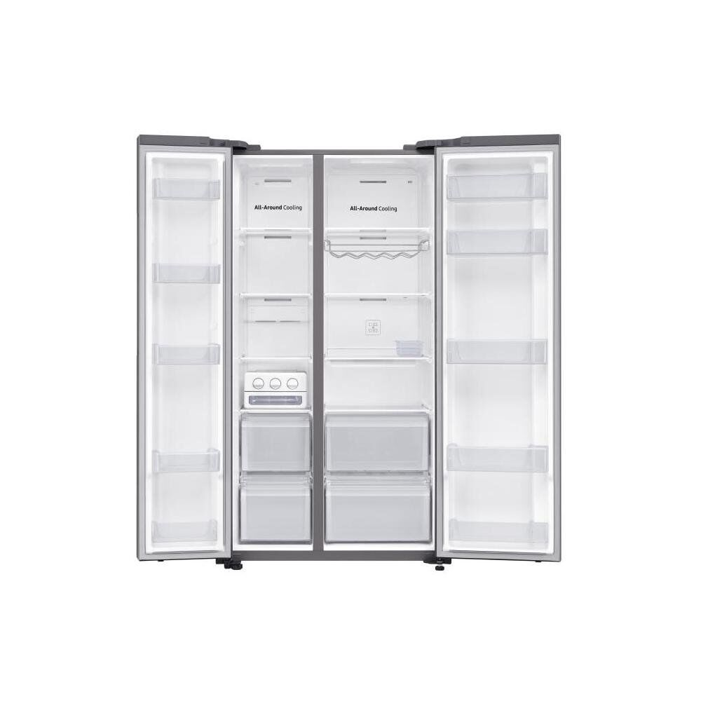 Refrigerador Side By Side Samsung   Rs62R5011M9/Zs / No Frost / 647 Litros image number 5.0