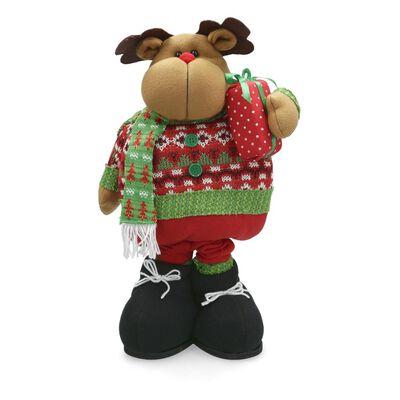 Adorno Navidad Casaideal Reno M