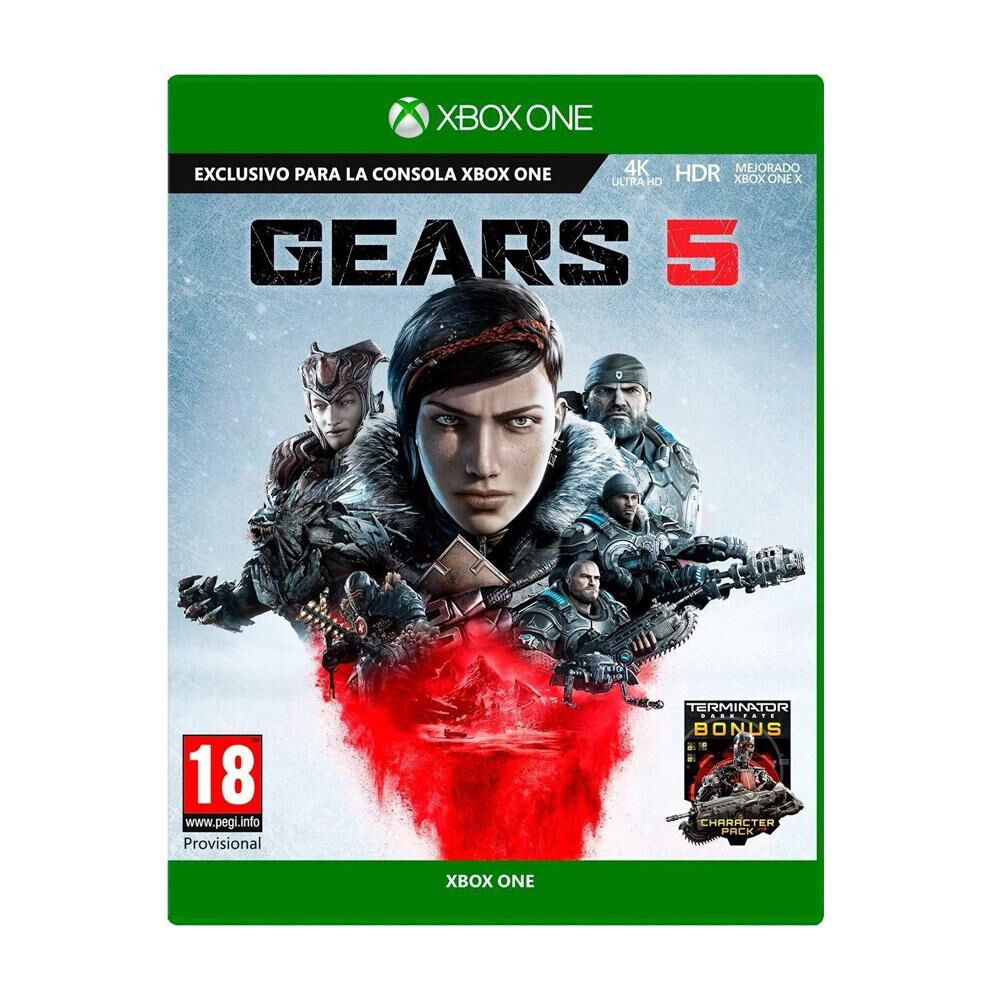 Juego Xbox One Gears 5 image number 0.0