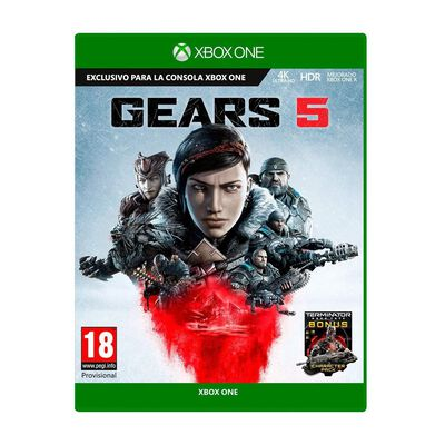 Juego Xbox One Gears 5
