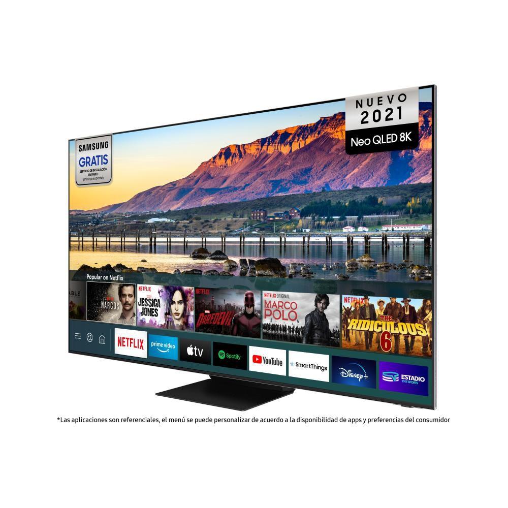 """Qled Samsung QN800A / 65 """" / 8k / Smart Tv image number 1.0"""