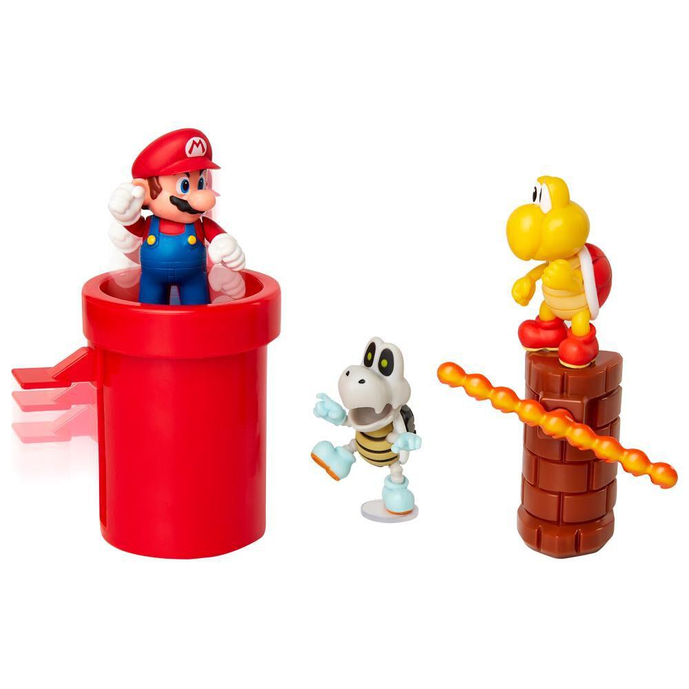 Figura Coleccionable Nintendo Playset Diorama Calabozos image number 4.0