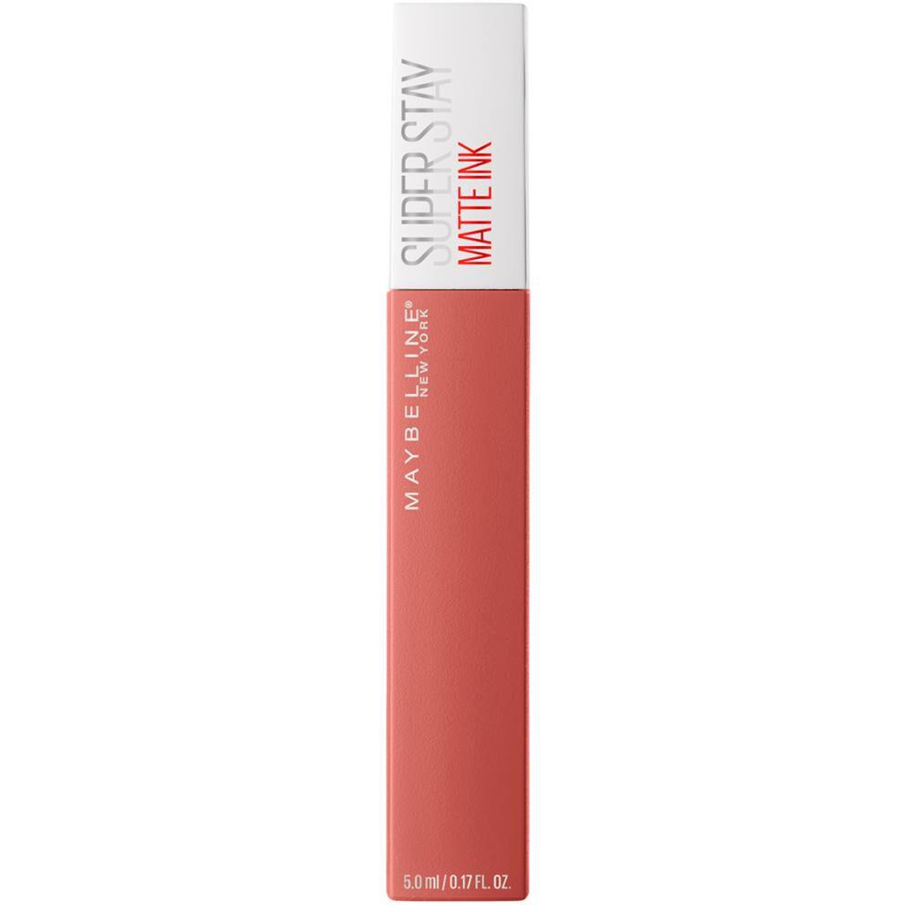 Labial Maybelline Super Stay Matte Ink City  / 130 Self Start image number 0.0