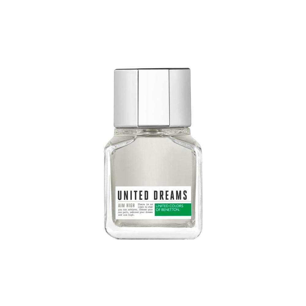 Perfume U.d. Aim High Benetton / 60 Ml / Eau De Toillete + After Shave 50ml image number 1.0
