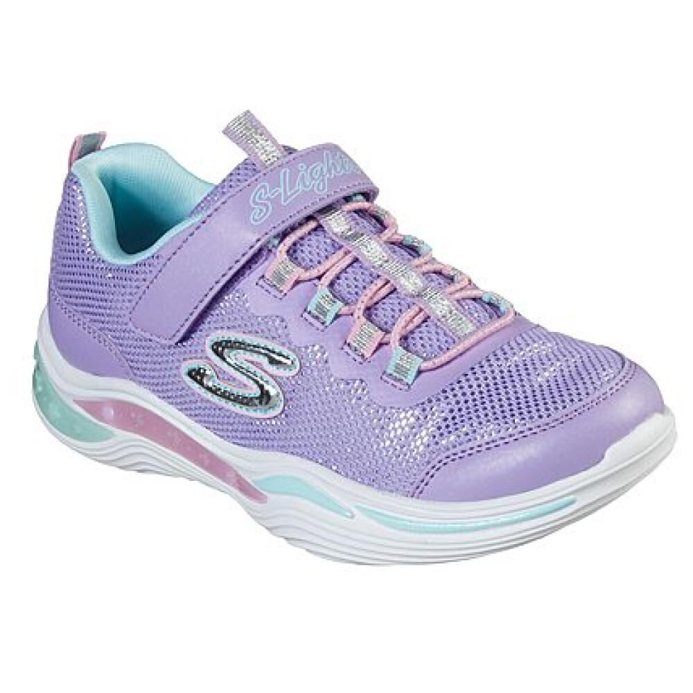 Zapatilla Niña Skechers Power Petals image number 0.0