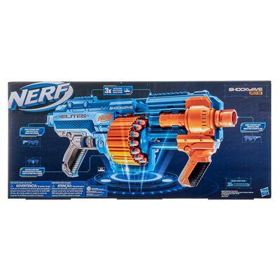 Lanzardor De Dardos Nerf Elite 2.0 Shockwave
