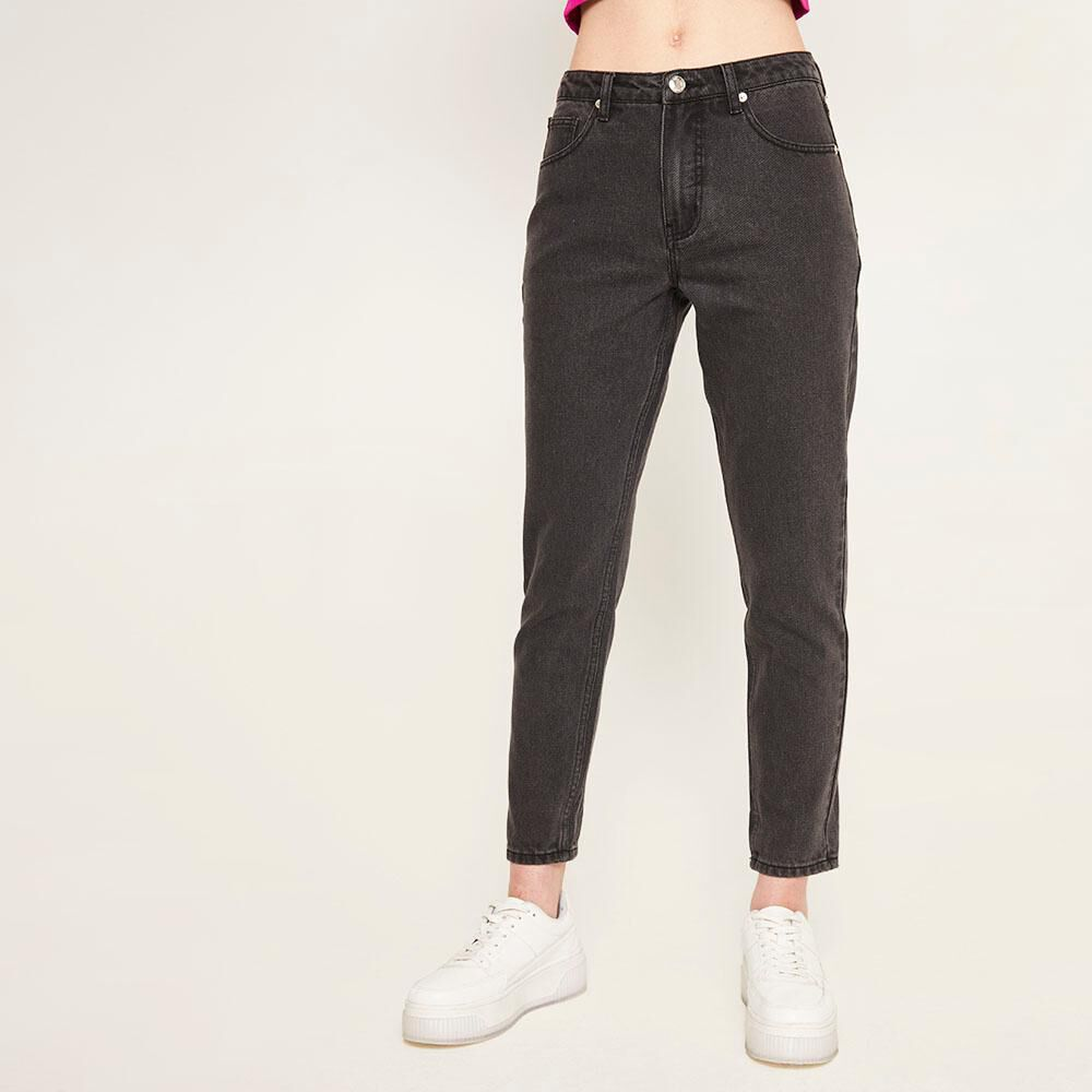 Jeans Tiro Alto Mom Mujer Freedom image number 0.0