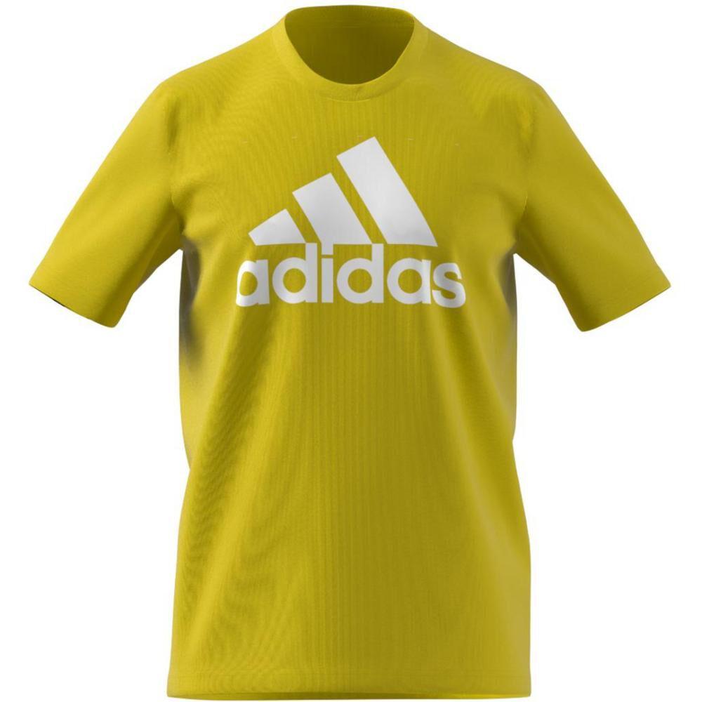 Polera Hombre Adidas Essentials Big Logo image number 6.0