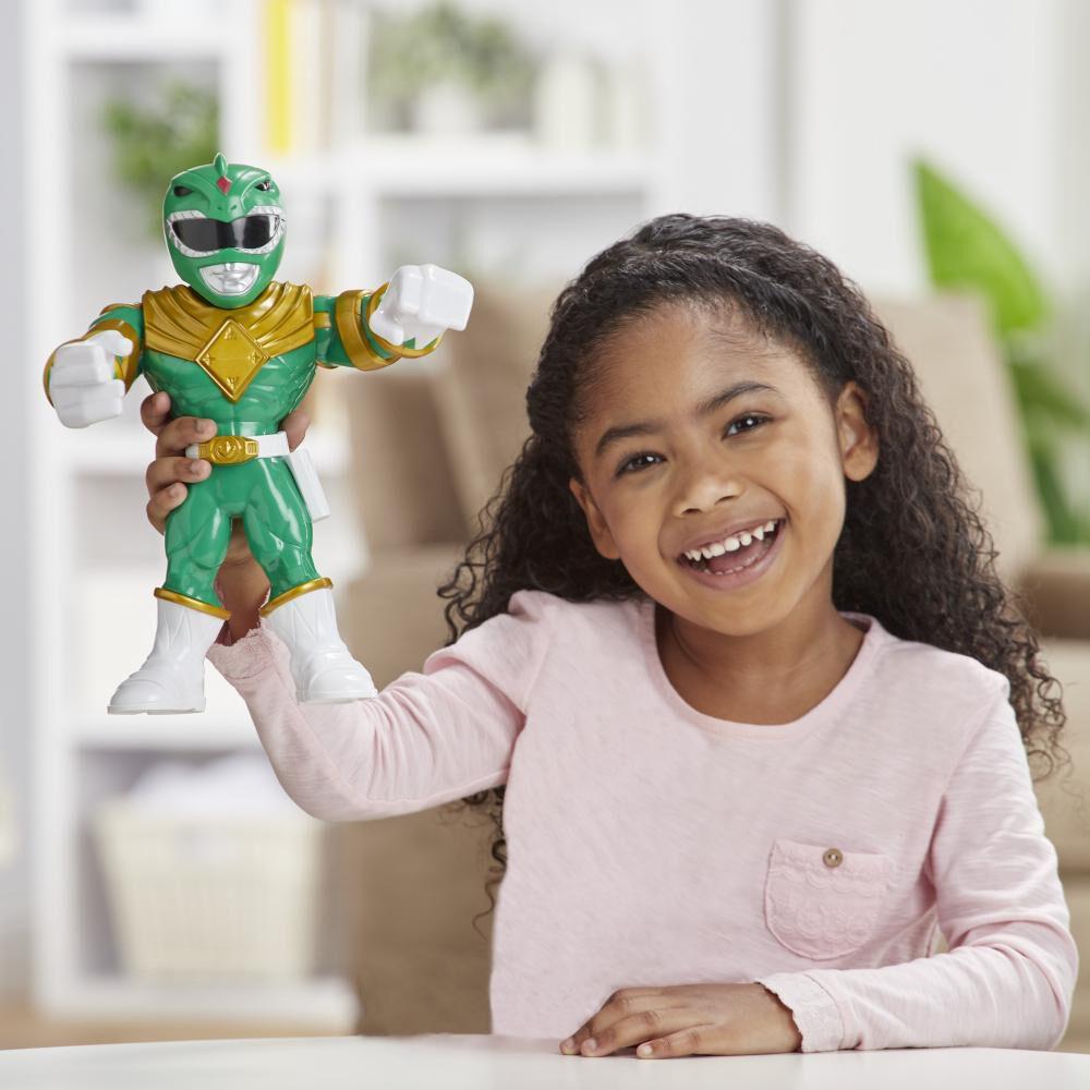 Figura Power Rangers Green Ranger image number 2.0