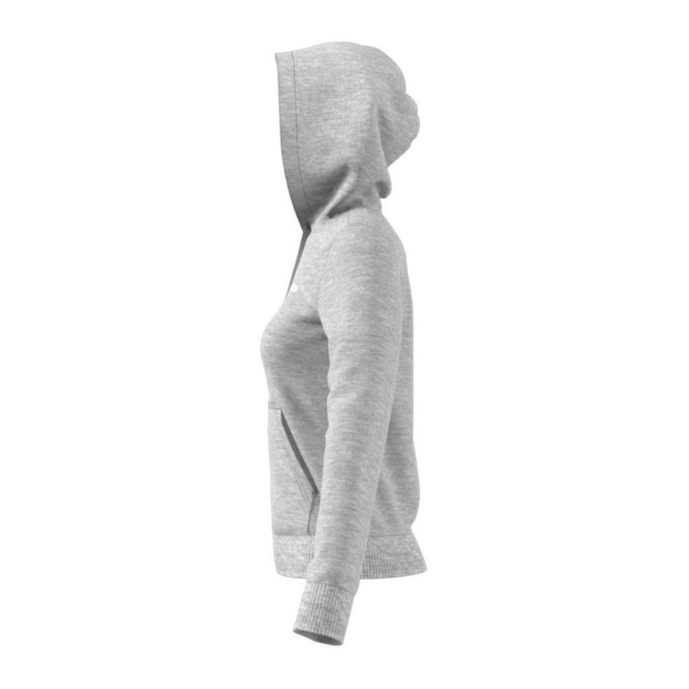Poleron Deportivo Mujer Adidas Essentials Solid image number 5.0