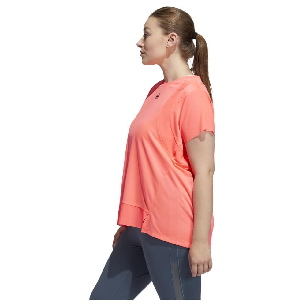 Polera Mujer Adidas Heat.rdy Training image number 1.0