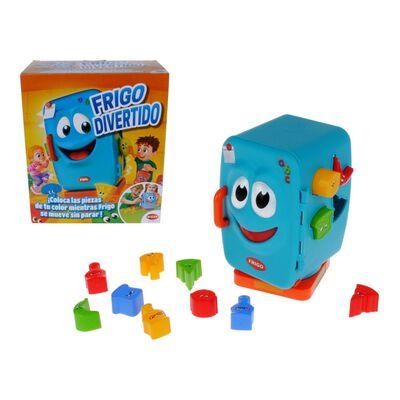 Juegos Infantiles Ansaldo Games Phill El Refrigerador
