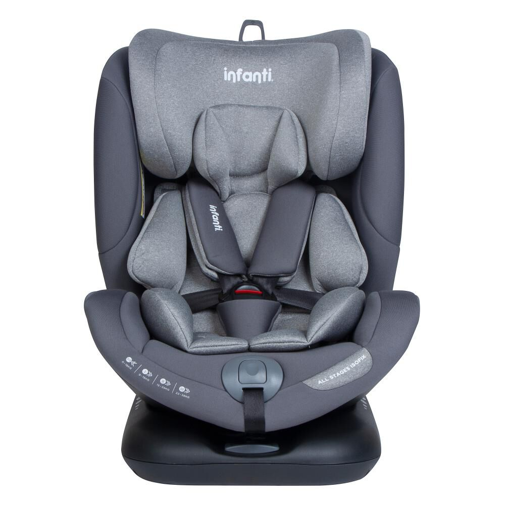 Silla De Auto  Infanti All Stages Isofix M image number 7.0