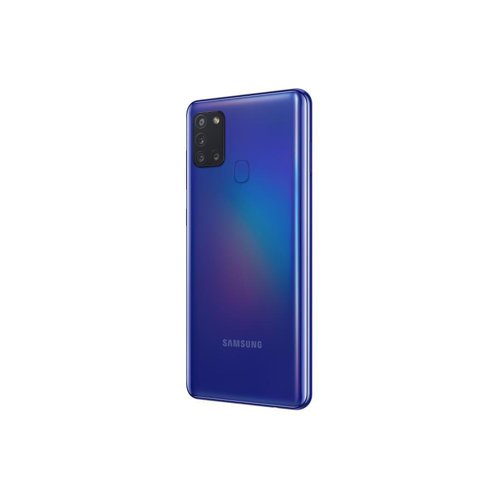 Smartphone Samsung A21s Azul / 128 Gb / Wom image number 4.0