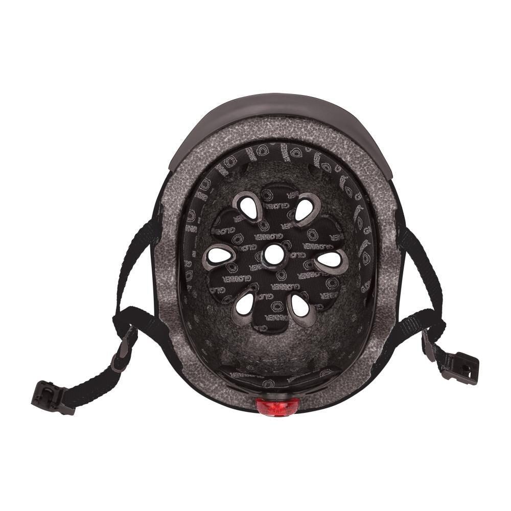 Casco Globber Helmet Elite Lights Black Xs/S image number 3.0