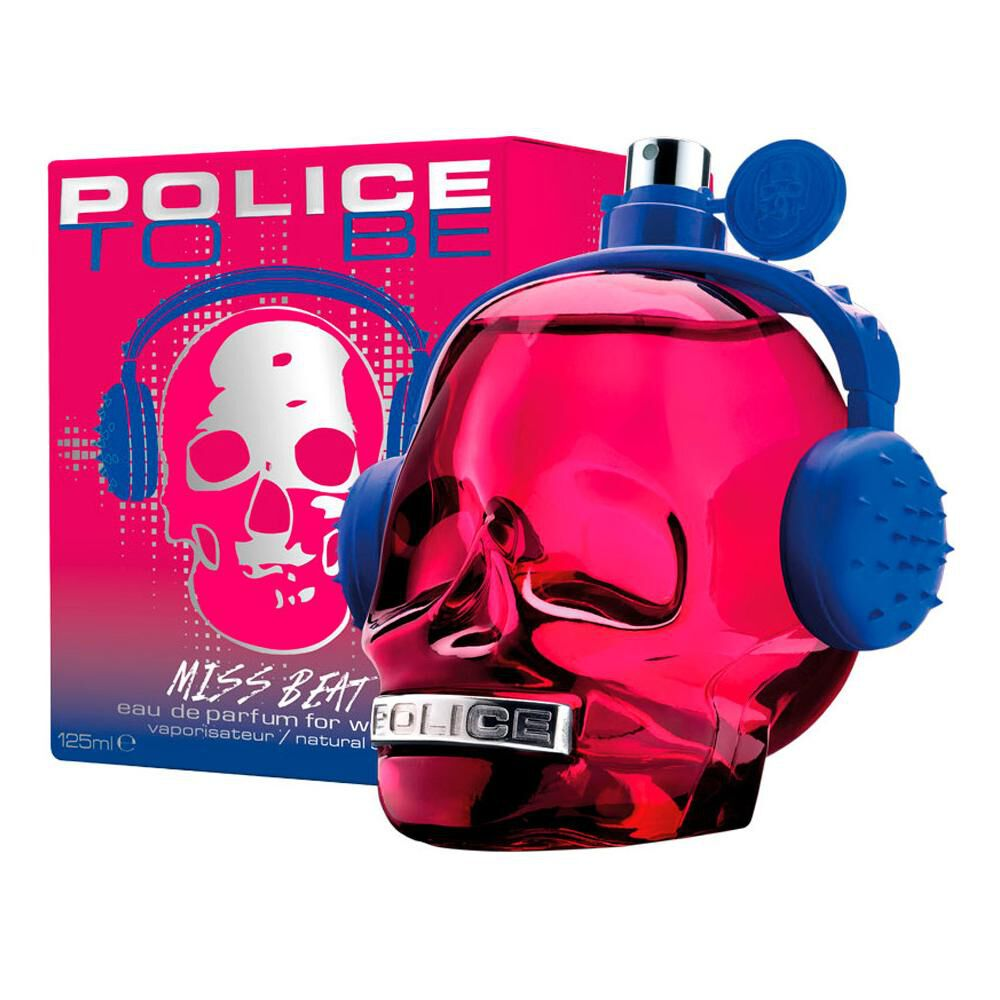 Perfume To Be Miss Beat Police / 125 Ml / Edp image number 1.0
