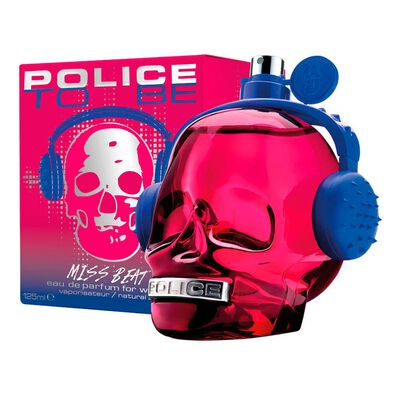 Perfume To Be Miss Beat Police / 125 Ml / Edp