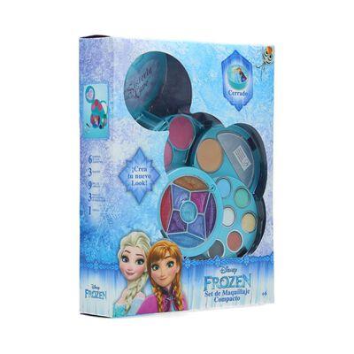 Joyas De Cometicos Frozen Set De Maquillaje