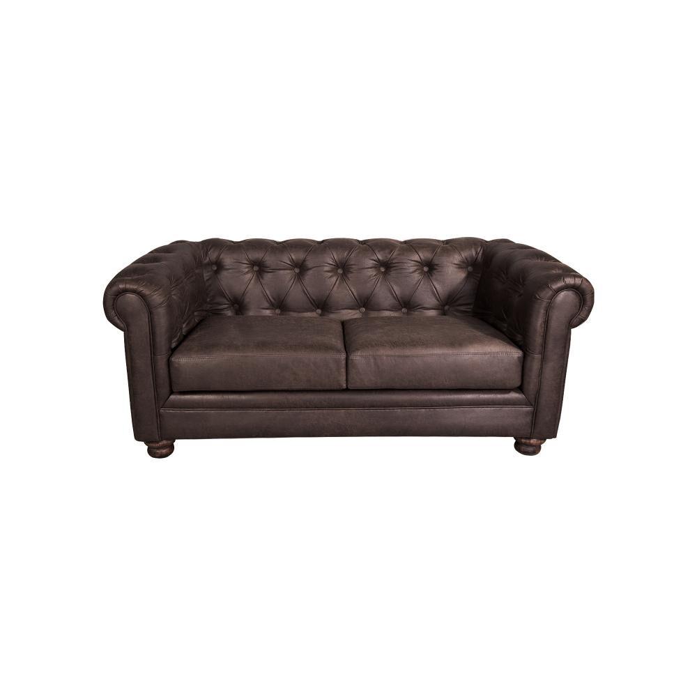 Sofa Mobel Home 2C Cuero / 2 Cuerpos image number 0.0