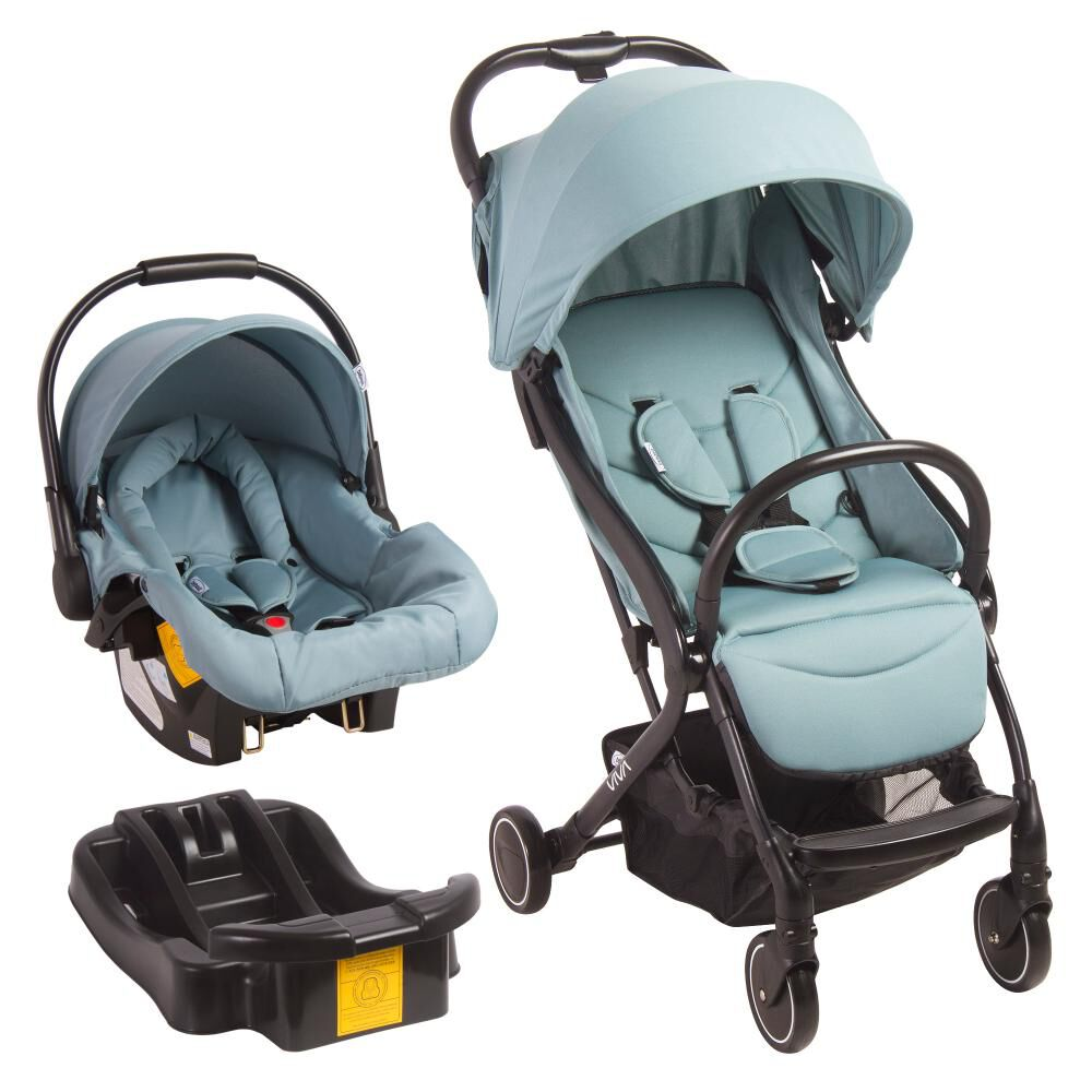 Coche Travel System Bebesit 52 image number 0.0