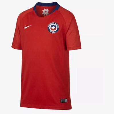 Camiseta Selección Chilena Niño Nike