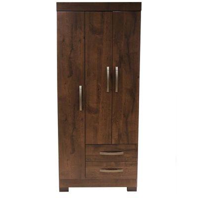 Closet Casaideal Domani / 3 Puertas / 2 Cajones