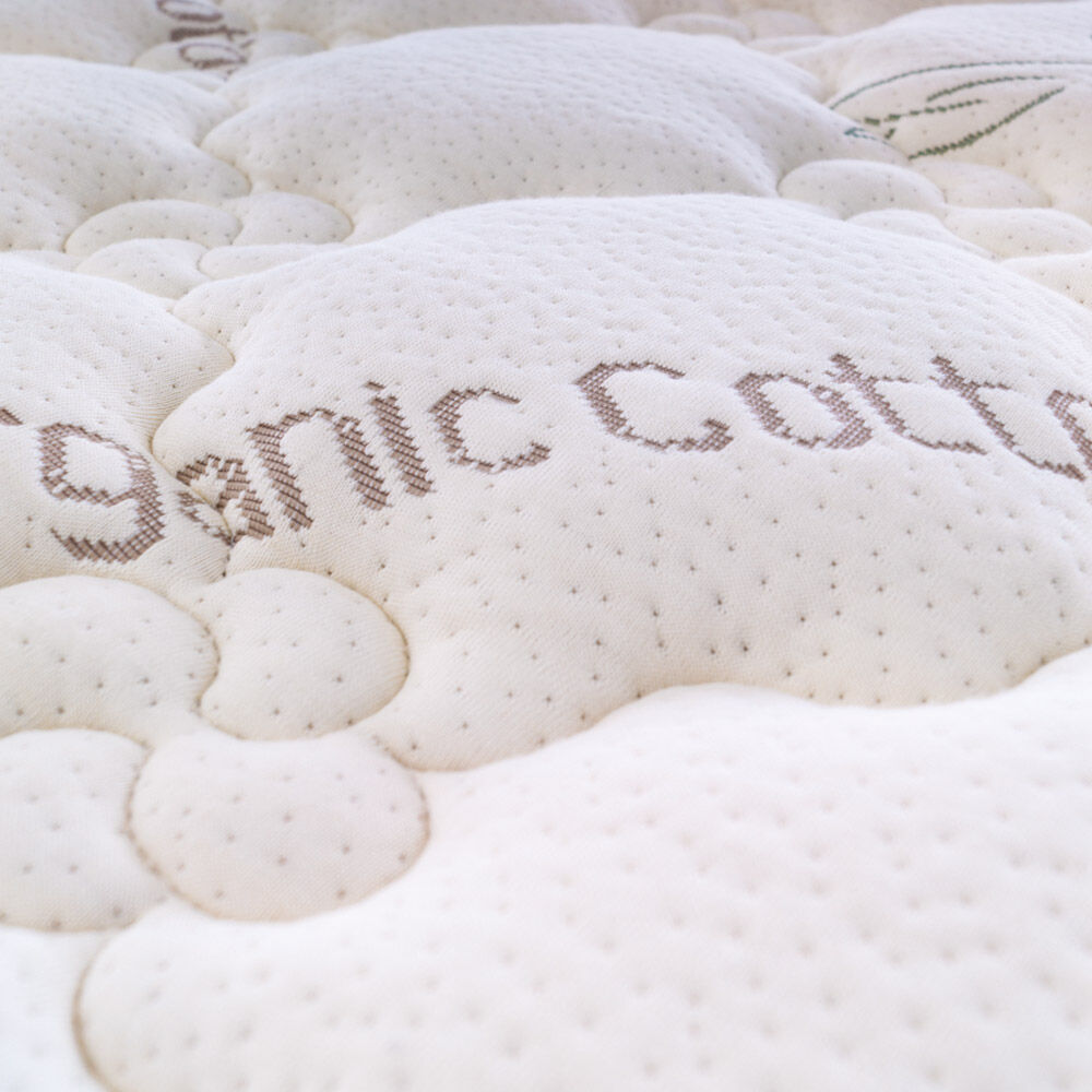 Cama Europea Celta Cotton Organic / Super King / Base Dividida image number 4.0