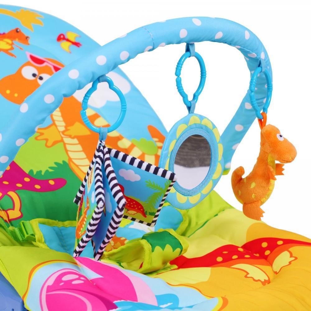 Silla Nido Dino Plus Azul Infanti image number 2.0