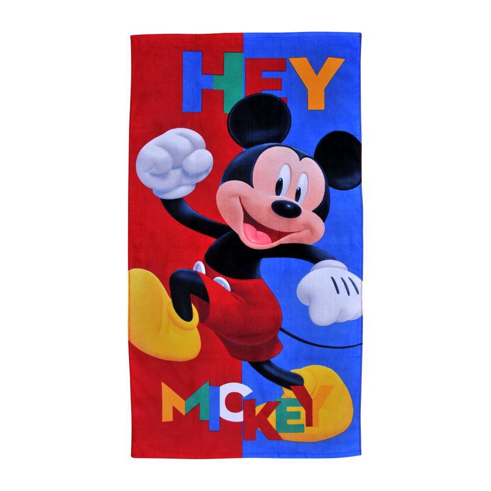 Toalla Playa Mickey Hey M image number 0.0