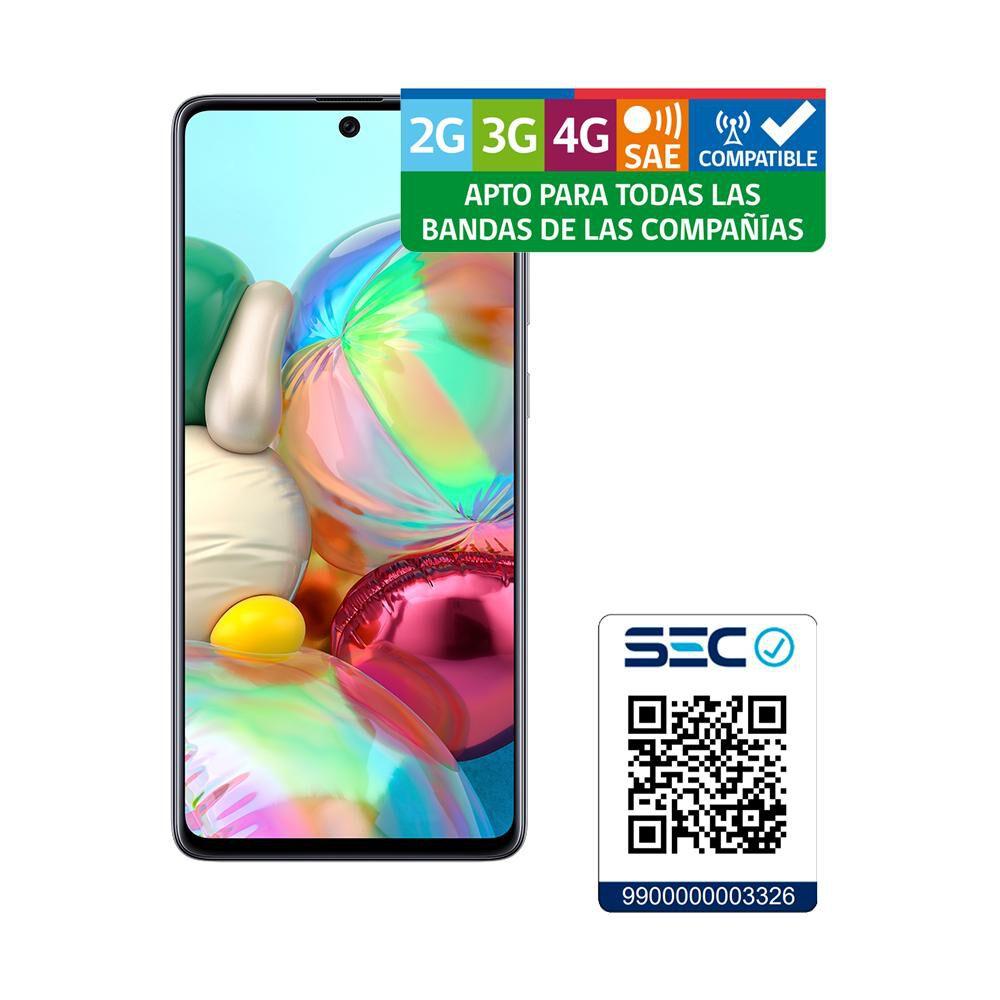 Smartphone Samsung Galaxy A71 128 Gb - Liberado image number 7.0