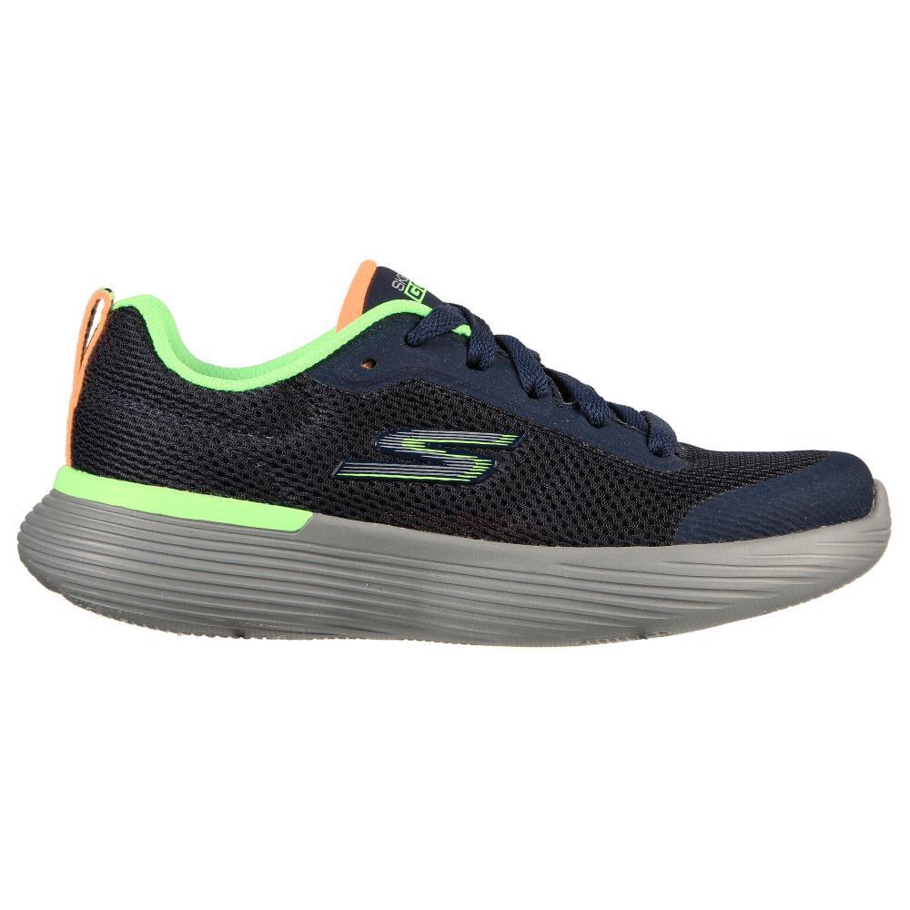 Zapatilla Infantil Niño Skechers Go Run 400 V2 - Omega image number 1.0