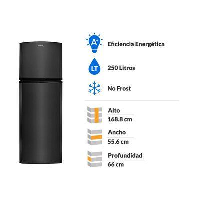 Refrigerador Mabe Rma250phug / No Frost / 250 Litros